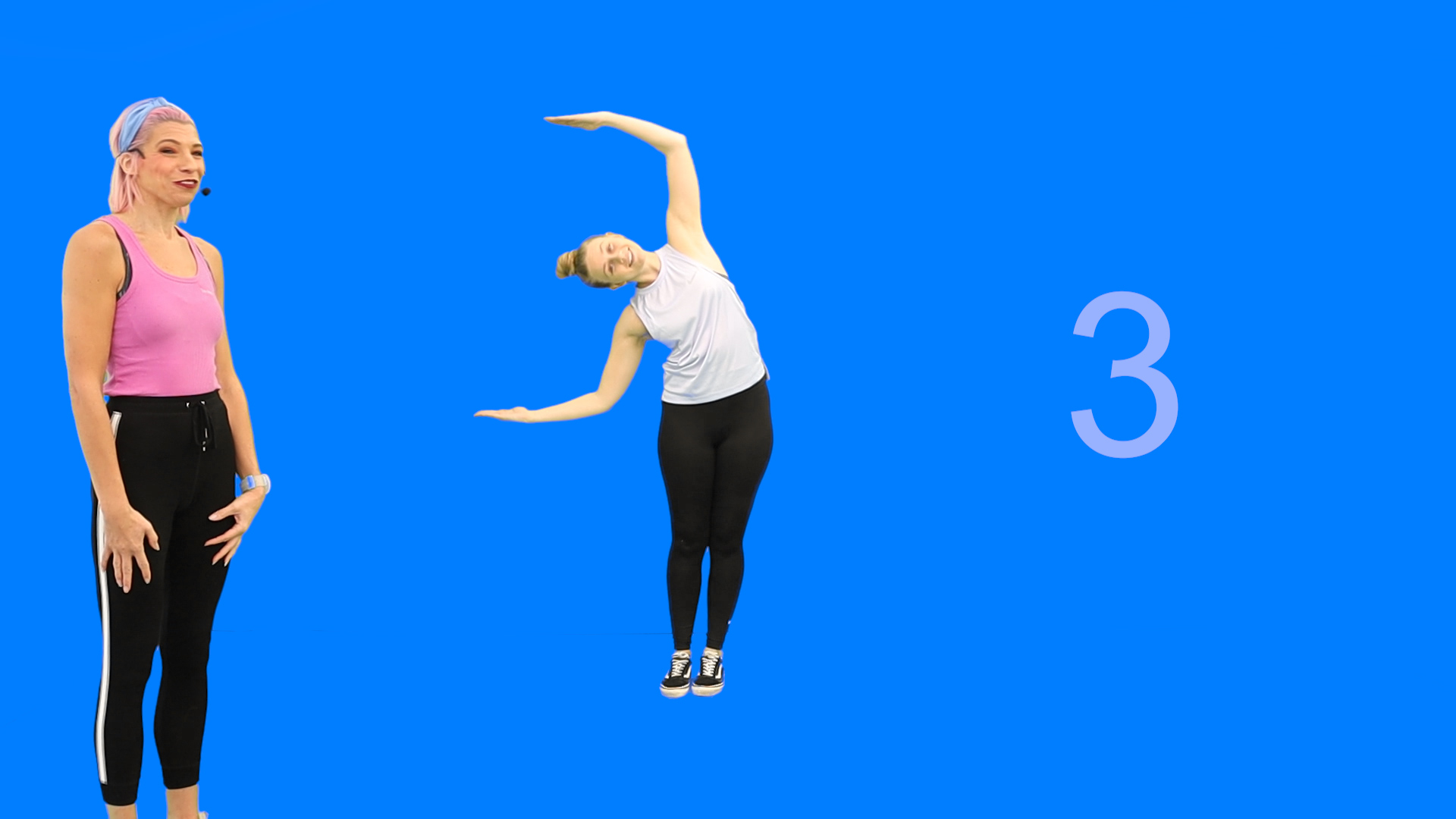 Dancing Digits Course – Stage 1